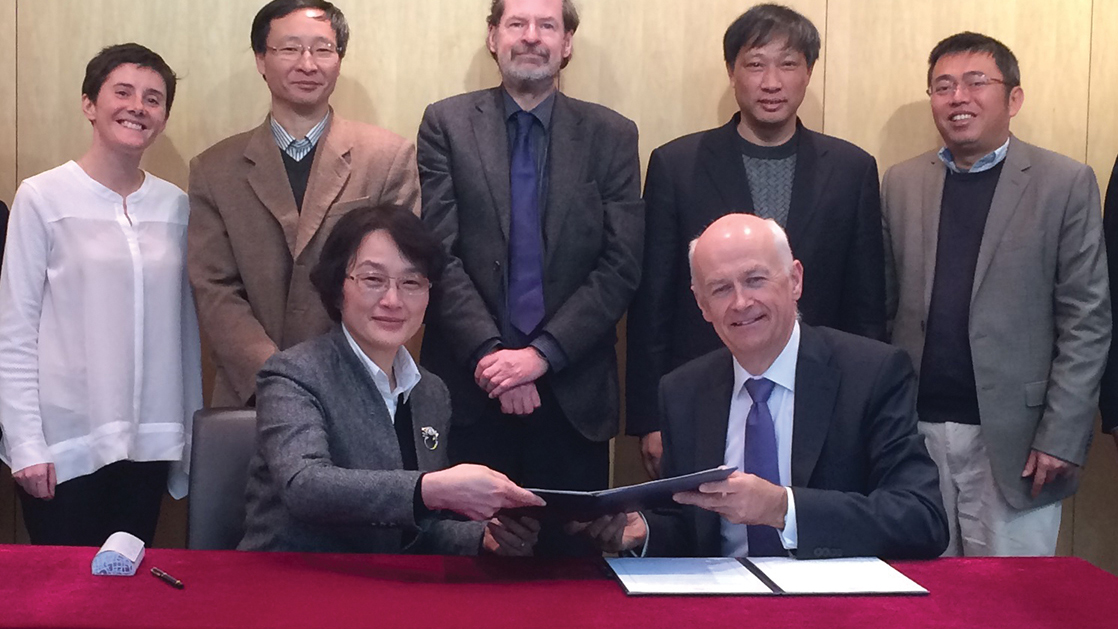 RCSI signs transnational collaborative agreement with Soochow University for the delivery of joint pharmacy programme