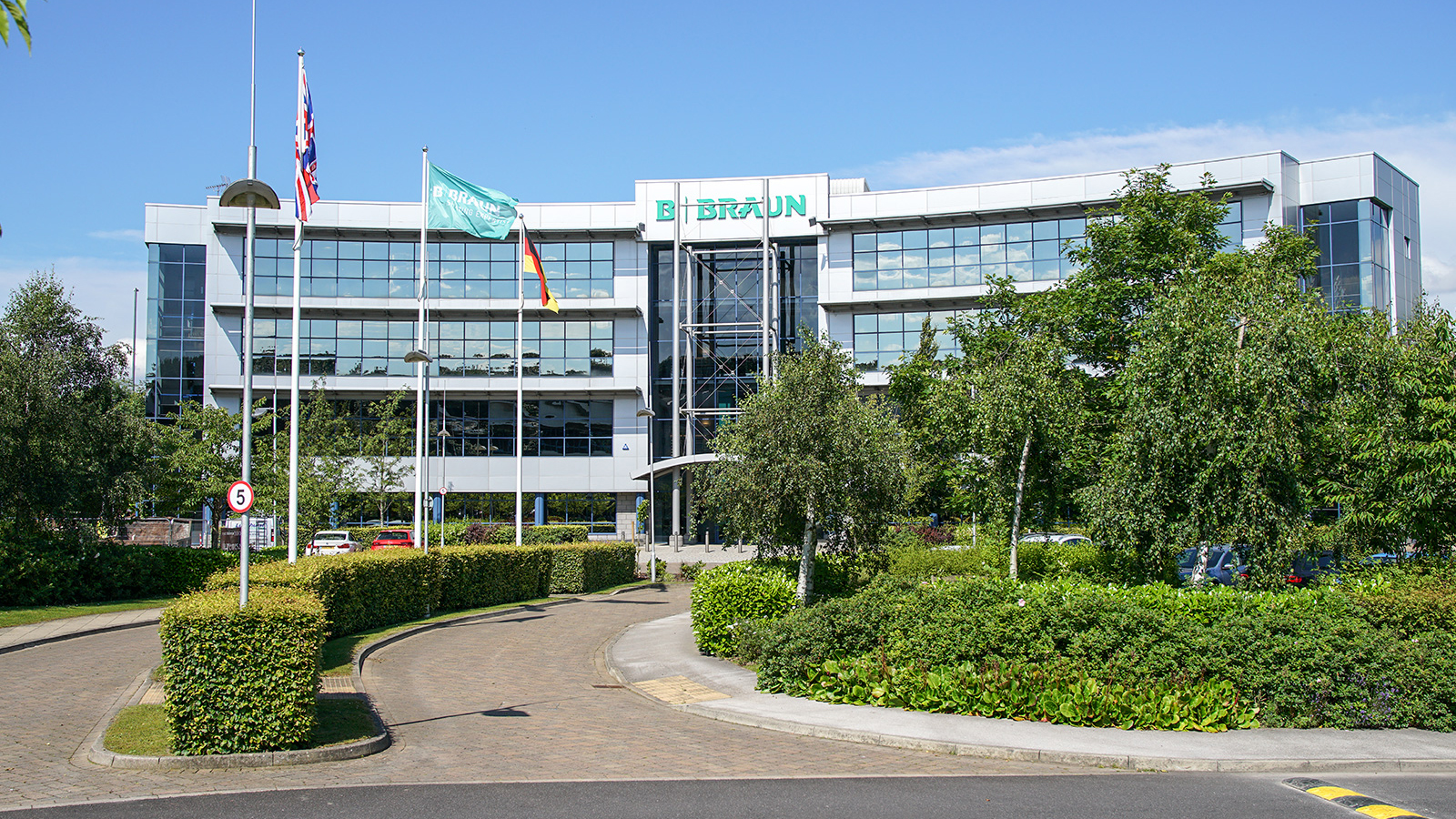 B. Braun to open new Renal Care Centre in Portlaoise