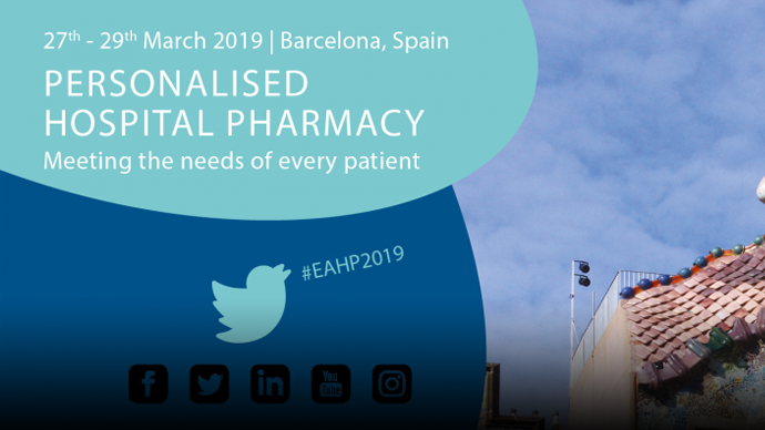 EAHP's 24th congress aims to put the patient front and centre