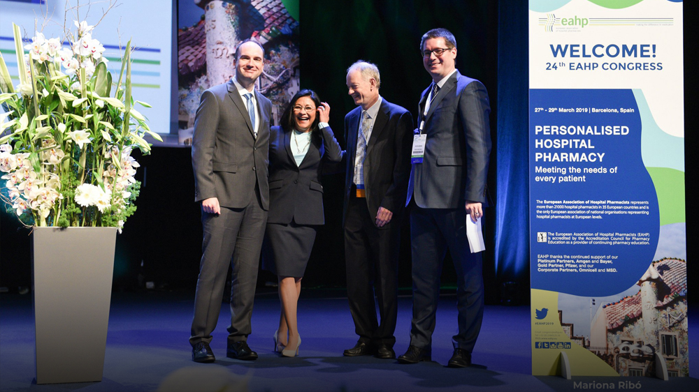 EAHP's 24th Congress – Putting personalised medicine front and centre to better address patient needs