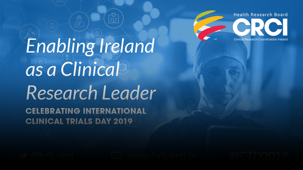 Ireland Can Be A European Leader In Clinical Trials, IPHA Tells HRB-CRCI Conference