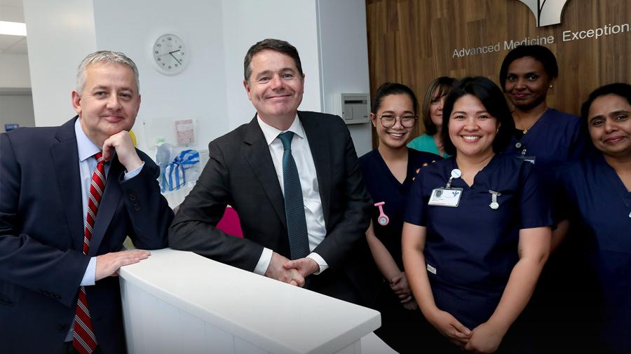 New €1.5million Medical Assessment Unit opened in Bon Secours Hospital, Dublin