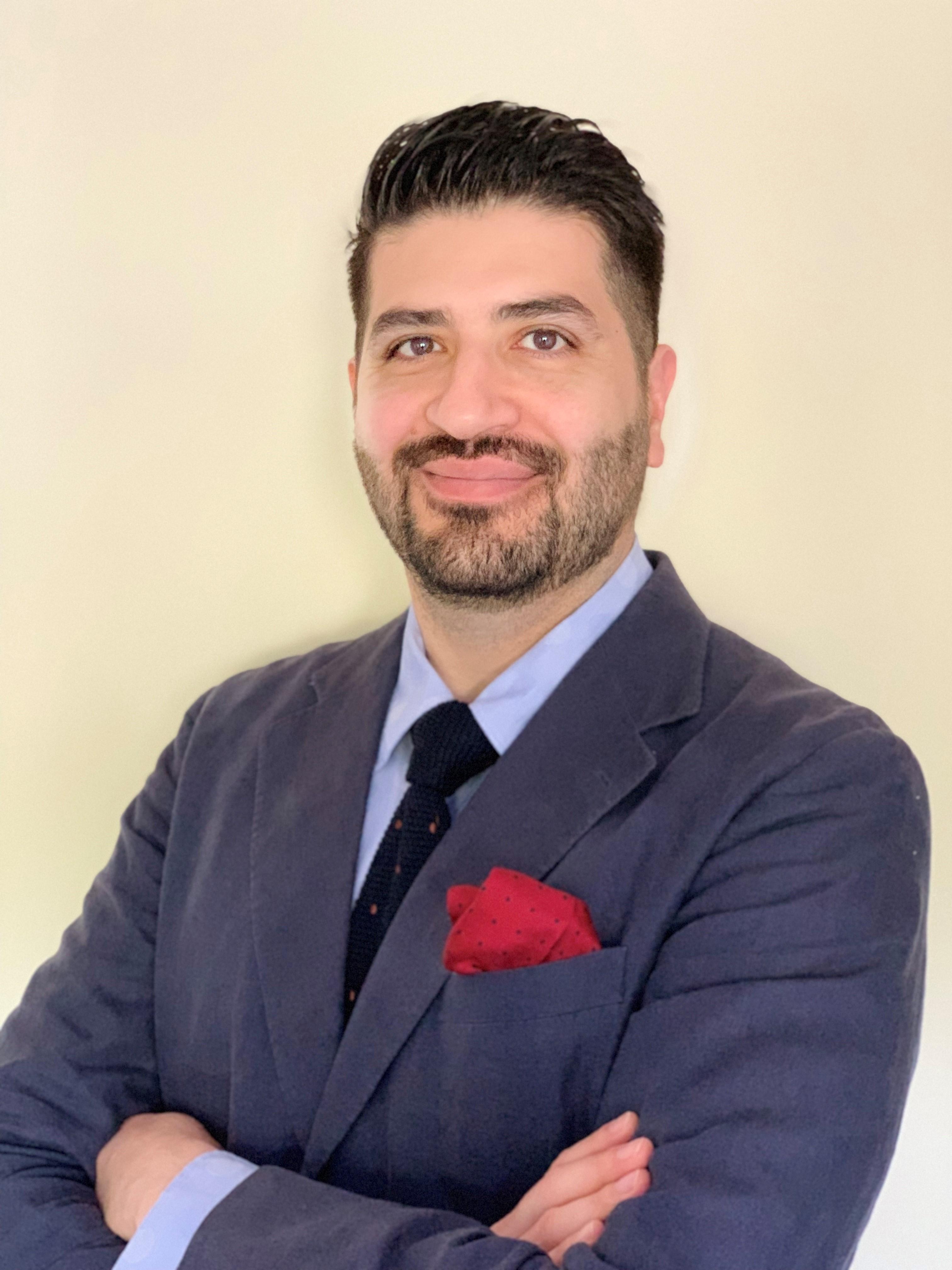 Dr Israel Carmona joins Beacon CARE Fertility team