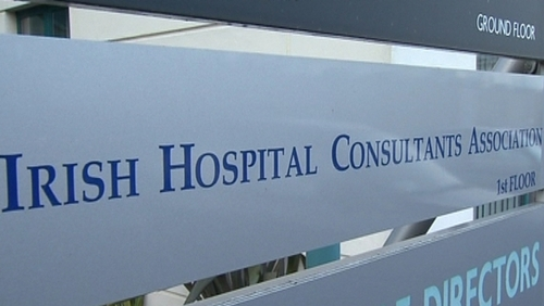 Irish Hospital Consultants Association (IHCA) respond to comments made by Minister for Health Simon Harris before the Oireachtas Health Committee on Wednesday 11 December 2019
