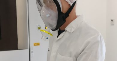 Mullingar-based researchers develop new face mask for high risk environments