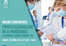 Professionalism in a Pandemic: Lessons from COVID-19
