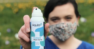 Medtech mask spray blocks 99% of pathogens