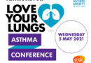 Asthma Society of Ireland launches Love Your Lungs virtual conference, supported by GSK, as part of Asthma Awareness Week 2021
