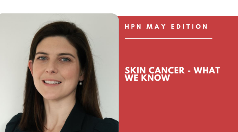 Skin Cancer – What we Know