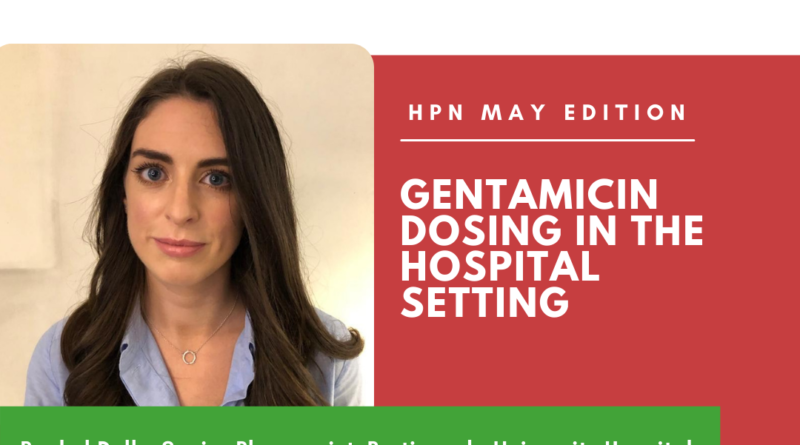 Gentamicin Dosing in the Hospital Setting