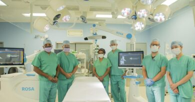 Patients at Mater Private Network Cork Can Now Benefit from Cutting Edge ROSA Knee System